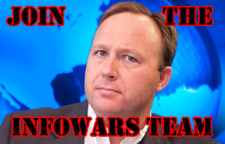 Join Alex Jones on The Infowars Team
